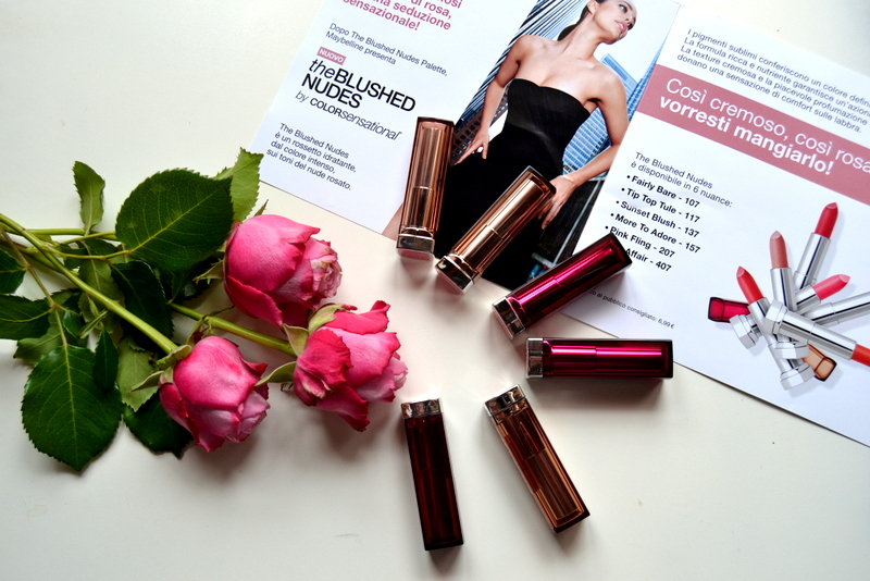 Maybelline Blushed Sensational – Color Nudes Beautystylessite The y80mOvPNwn