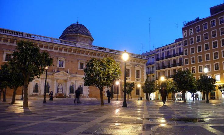 Plaza del Patriarca