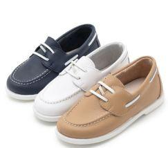 scarpa a barca bambino 2